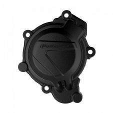 IGNITION COVER PROTECTOR KTM/HUSKY SX125/150 16-18, XC-W 125 17-18, TC125 16-18 BLACK